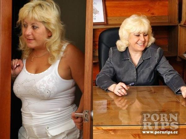 Mature russian porno #10