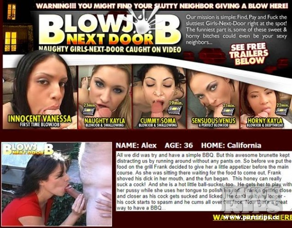 BlowjobNextDoor.com - SITERIP
