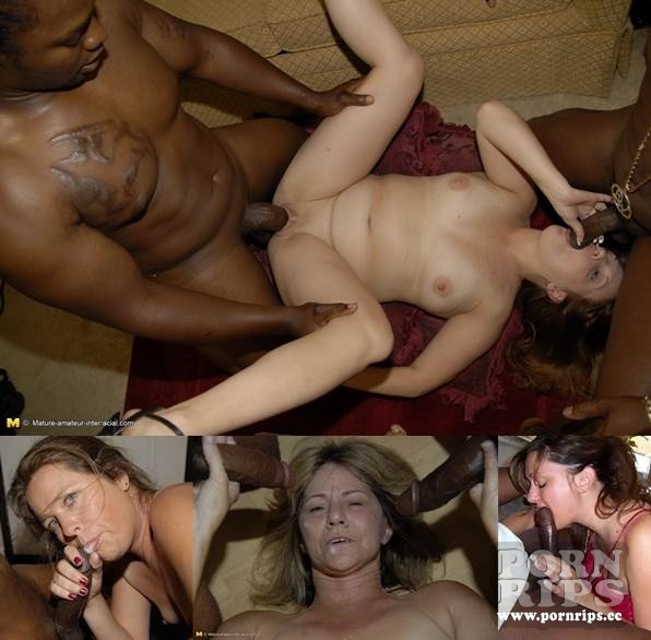 MatureAmateurInterracial.com - SITERIP