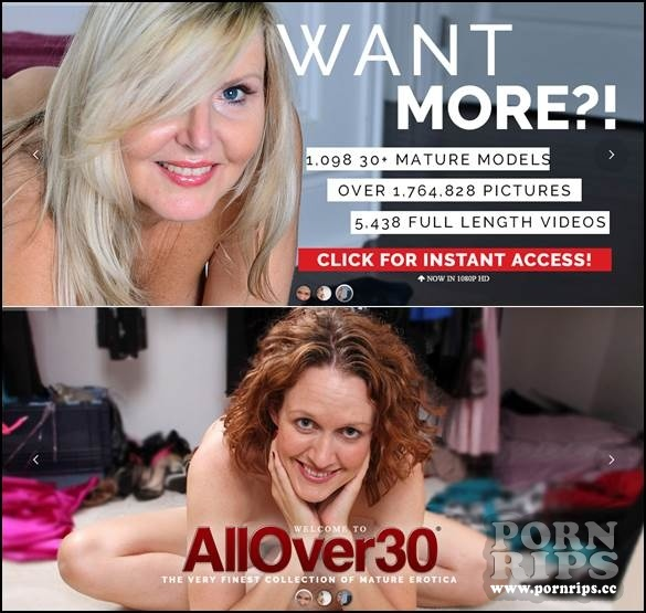 AllOver30.com - SITERIP