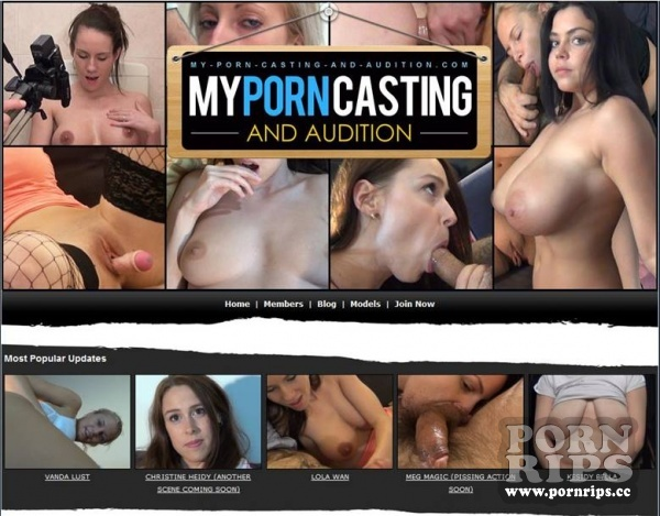 My-Porn-Casting-and-Audition.com - SITERIP