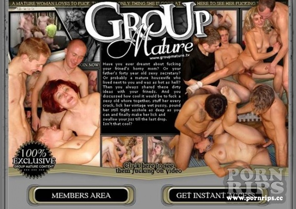 GroupMature.tv - SITERIP