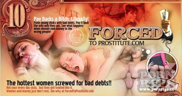 ForcedToProstitute.com - SITERIP