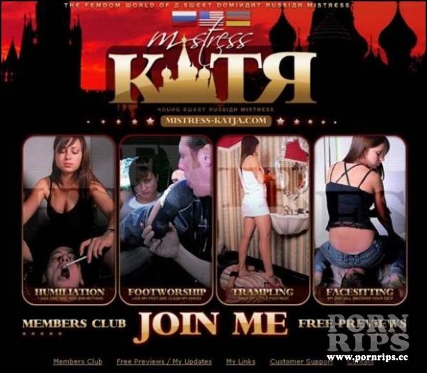 Mistress-Katja.com - SITERIP