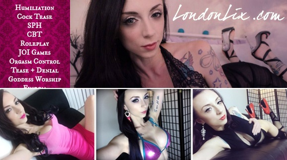 LondonLix.com - Miss London Lix Femdom and Fetish (Clips4Sale, IWantClips) - SITERIP