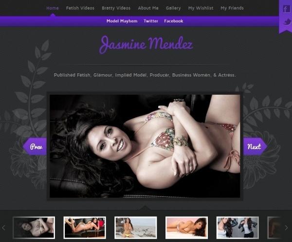 JasmineMendez.com - TheLaughingLatina.com - The Laughing Latina (Clips4Sale) - SITERIP