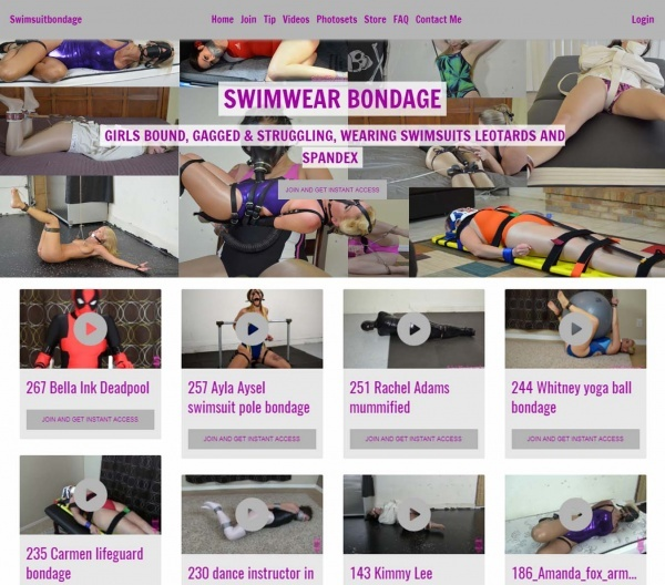 SwimSuitBondage.com - SITERIP