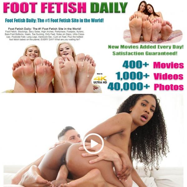 FootFetishDaily.com - SITERIP